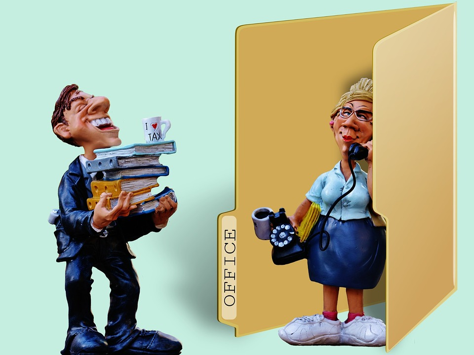 figurky a úřad