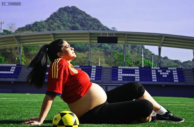 I v těhotenství můžete sportovat