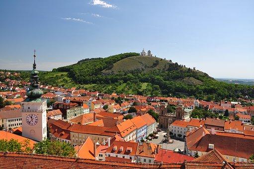 Nádherné památky na Jižní Moravě